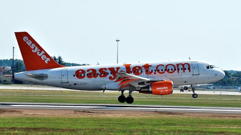 EasyJet - Airbus A319-111