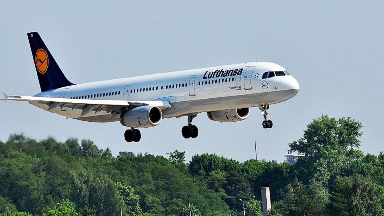 Lufthansa - Airbus A321-131