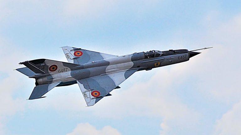 MiG-21 Lancer - Rumunia