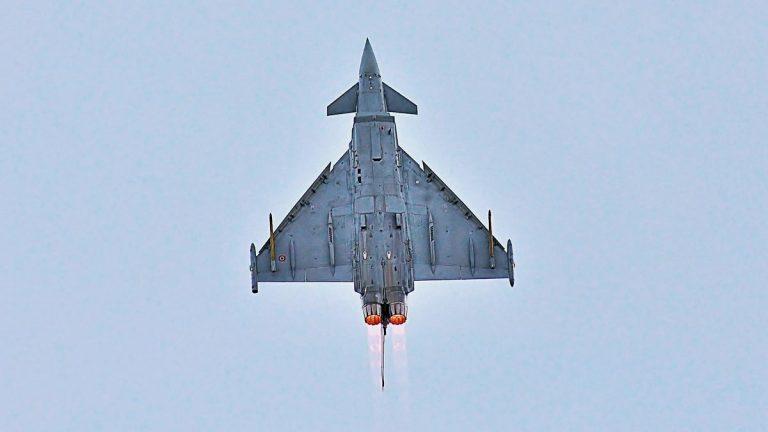Eurofighter Typhoon – Włochy