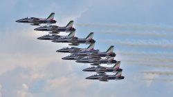 Zespół Frecce Tricolori (MB-339) - Włochy