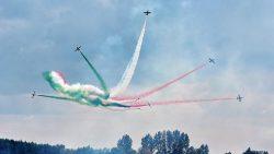 Nad Radomiem – Frecce Tricolori