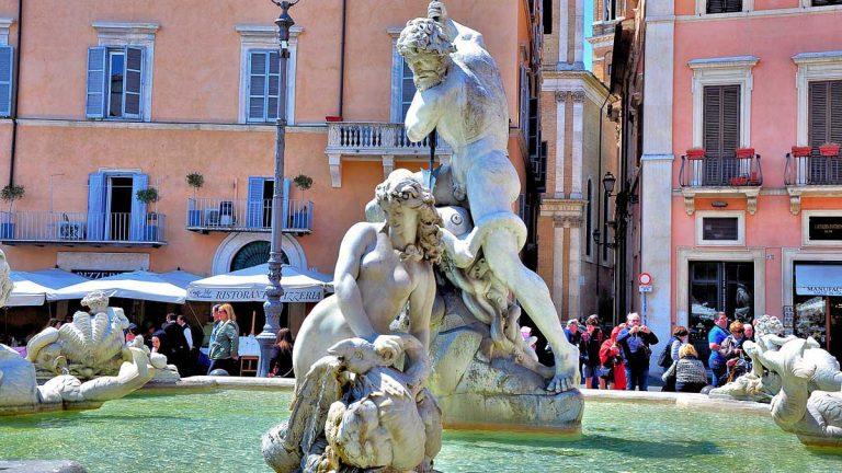 Fontanna Neptuna - Fontana del Nettuno
