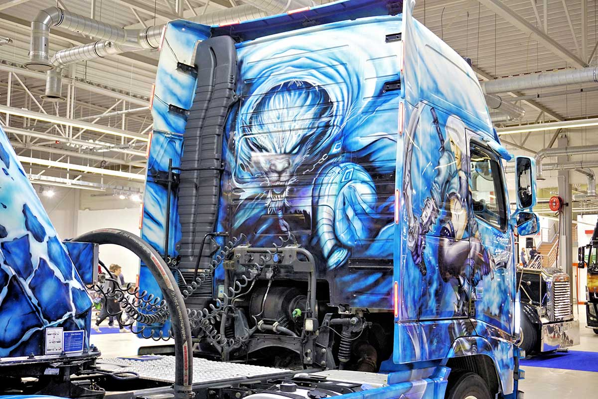 League of Legends - Warsaw Truck Show