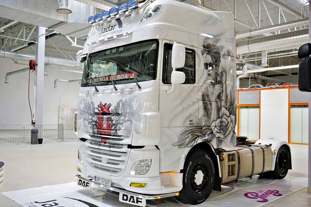 Bunga Bunga - Warsaw Truck Show