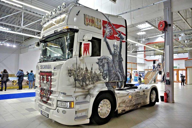 Grunwald 1410 - Warsaw Truck Show