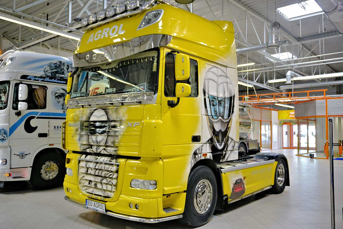 Top Gear - Warsaw Truck Show