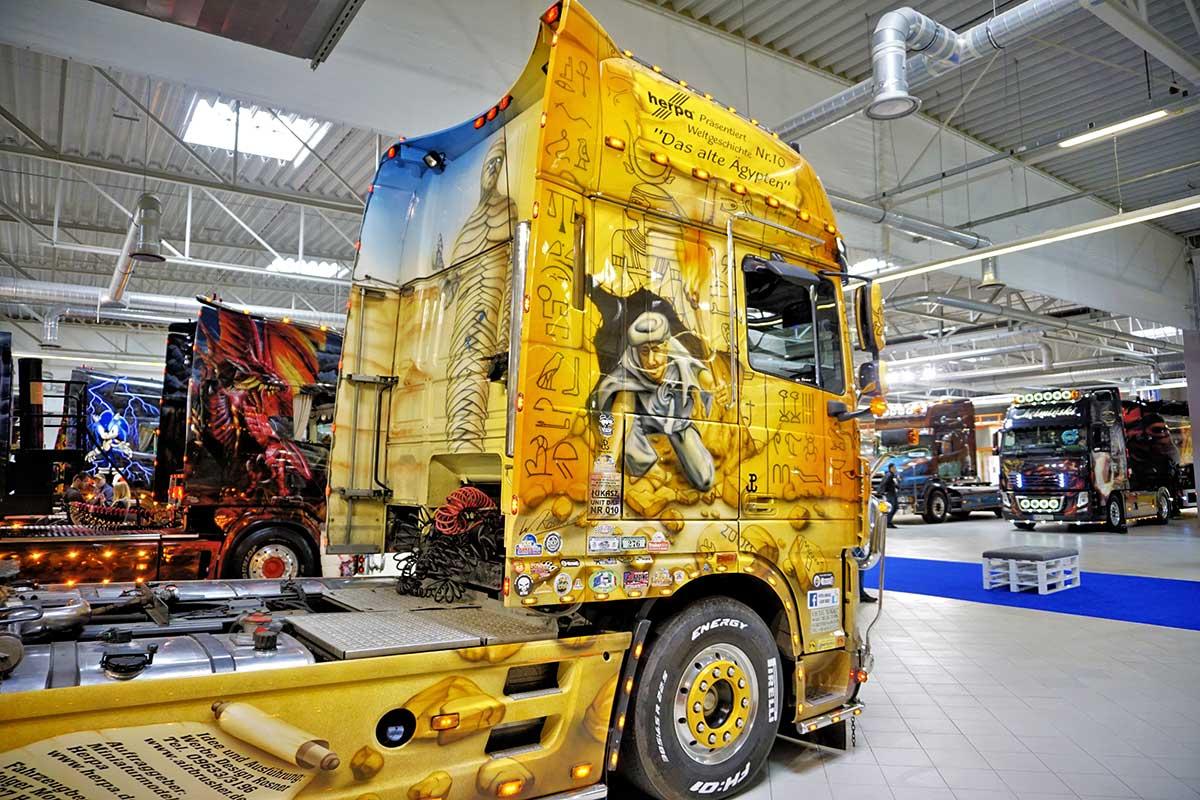 Egipt - Warsaw Truck Show