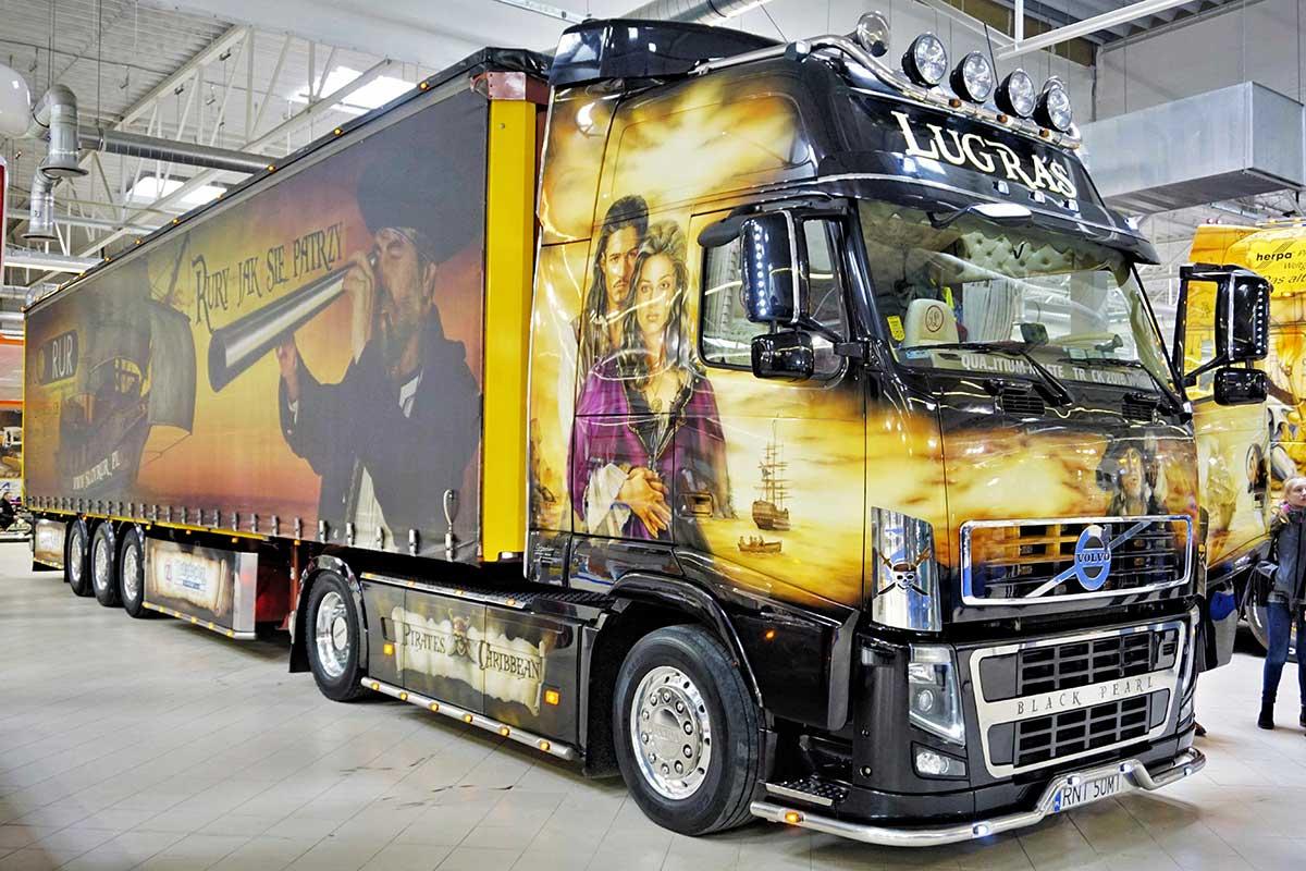 Black Pearl - Warsaw Truck Show