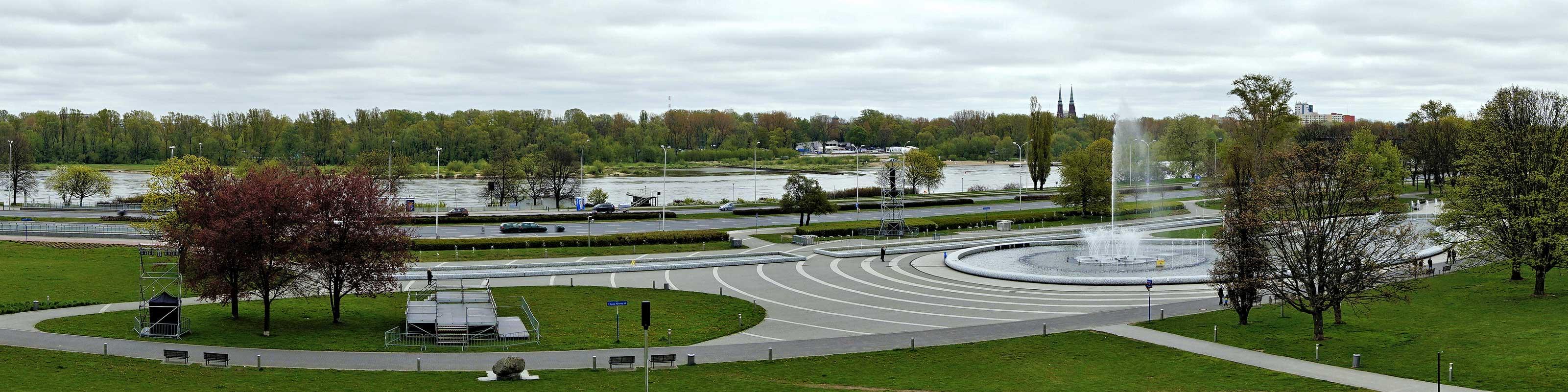 Park Fontann