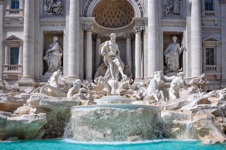 Fontana di Trevi - Fontanna di Trevi