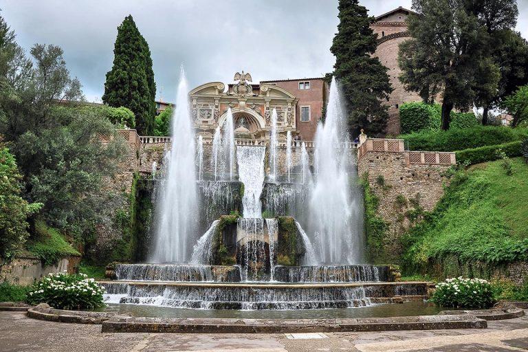 Fontanna Neptuna - Fontana di Nettuno