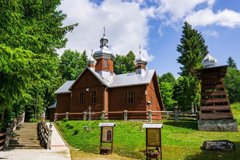 Cerkiew Św. Paraskewy w Kamiannej