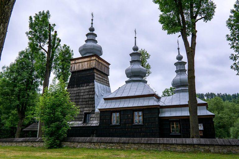 Cerkiew św. Michała Archanioła w Łosiu