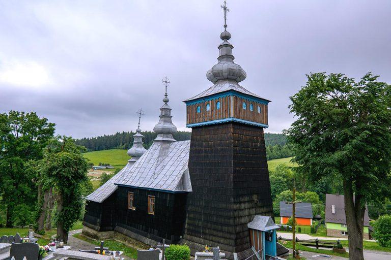 Cerkiew św. Dymitra w Roztoce Wielkiej